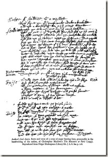 Handwriting-Marlowe-Massacre-1